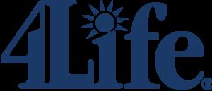 4 Life logo